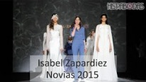 Isabel Zapardiez Bridal 2015