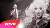 Pitbull Ft Christina Aguilera - Feel This Moment