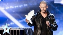 Darcy Oake's - Britain's Got Talent 2014