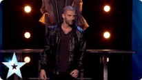 Darcy Oake - Britain's Got Talent 2014