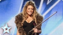 Lettice Rowbotham - Britain's Got Talent