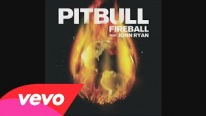 Pitbull Ft John Ryan - Fireball (Audio)