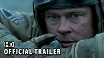 Fury Official Trailer #1