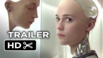 Ex Machina - Official Teaser Trailer 2015 Fragmanı