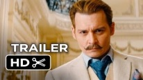 Mortdecai - Official Teaser Trailer 2015 Fragmanı