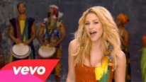 Shakira - Waka Waka (The Official 2010 FIFA World Cup Song)
