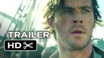 In The Heart Of The Sea - Official Trailer 2015 Fragmanı
