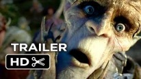 Strange Magic - Official Trailer 2015 Fragmanı
