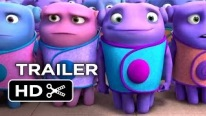 Home - Official Trailer 2015 Fragmanı