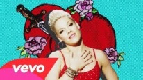 P!nk Ft Lily Allen - True Love