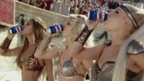 Britney Spears, Beyonce Ft Pink - We Will Rock You (Pepsi)